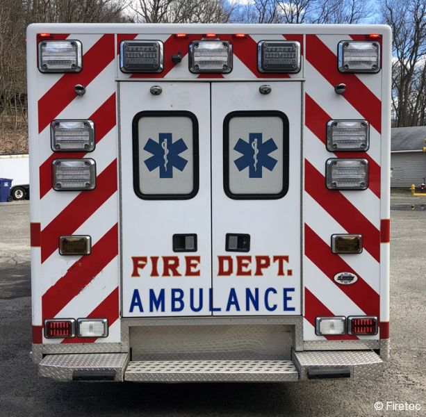 Used Fire Truck: 2010 Ford PL Custom E-450 - for sale at Firetec
