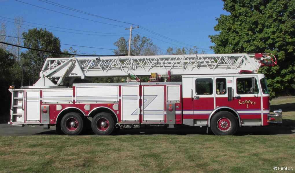 Used Fire Trucks For Sale >> Used Fire Truck 1997 Spartan Smeal For Sale At Firetec Used