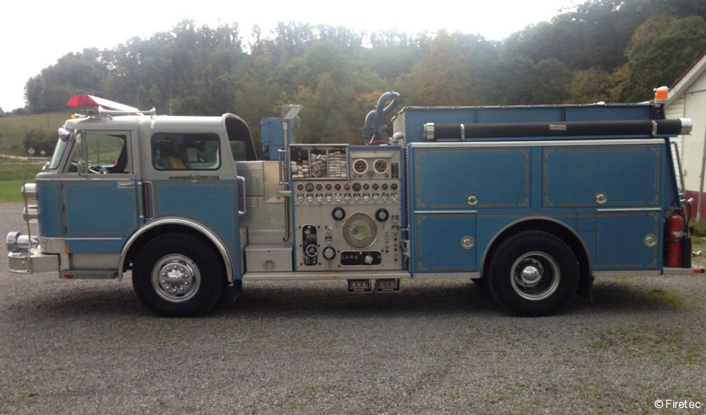 Used Fire Trucks : Used fire trucks for sale firetec apparatus listings