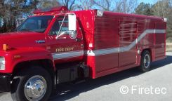 this 1995 gmc topkick rescue is going to have a new life with a wrecker service
