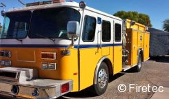 two 1994 e ones now serving with lake timberline vfd these sister apparatus have 1500 gpm hale pumps and 500 gal tanks