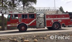 nice 1991 kme telesqurt is on its way to maine thank you to log hill mesa fpd for listing with firetec